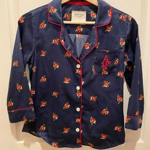 Abercrombie & Fitch Pajama Top